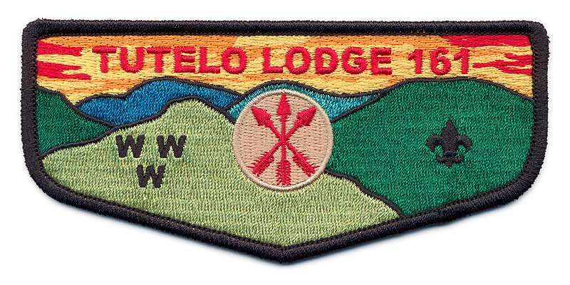 Tutelo Lodge #161