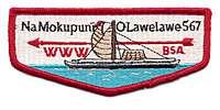 567 Na Mokupuni O Lawelawe