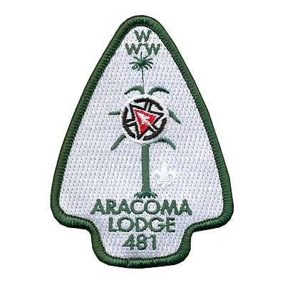 Aracoma eA2015-4