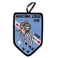 Aracoma eX2001-1
