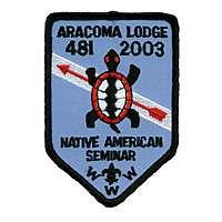 Aracoma eX2003-1