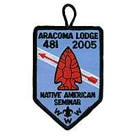 Aracoma eX2005-1