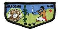 Aracoma S8a