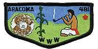 Aracoma S8b