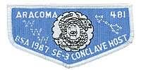 Aracoma S14