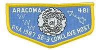 Aracoma S15