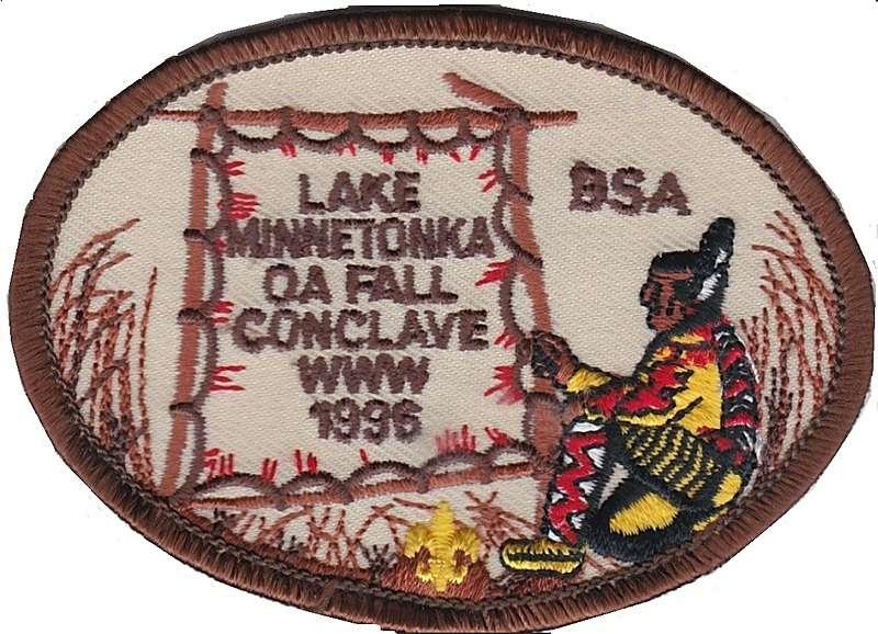 Lake Minnetonka eX1996