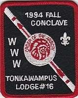 Tonkawampus eX1994