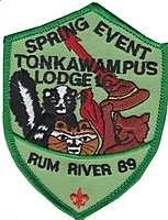 Tonkawampus eX1989