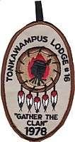 Tonkawampus eX1978-1