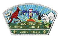Occoneechee X19