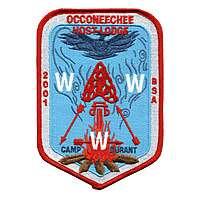 Occoneechee X20