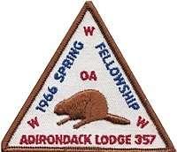 Adirondack eX1966