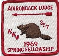 Adirondack eX1969