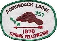 Adirondack eX1970