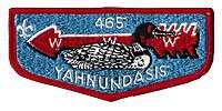 465 Yahnundasis