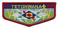 Tetonwana S6.5