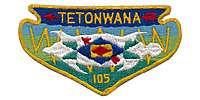 105 Tetonwana