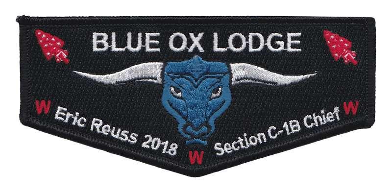 Blue Ox S9