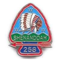 Shenandoah PIN1a