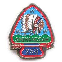 Shenandoah PIN2b