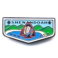 Shenandoah PIN3