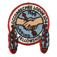 Occoneechee eX1968-2