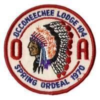 Occoneechee eR1970-2