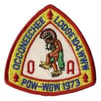 Occoneechee eX1973-1