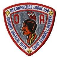 Occoneechee eX1973-2