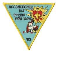 Occoneechee eX1983-1