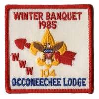 Occoneechee eX1985-4