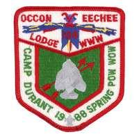 Occoneechee eX1988-1