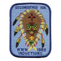 Occoneechee eX1989-2