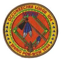 Occoneechee eR1994-1