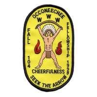 Occoneechee eX1998-3