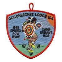 Occoneechee eX1999-1