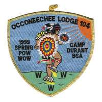 Occoneechee eYX1999-1
