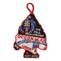 Occoneechee eA2012-3