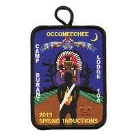 Occoneechee eX2013-2