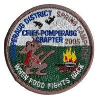 Chief Pomperaug eR2005-1