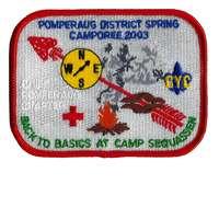 Chief Pomperaug eX2003-1