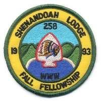 Shenandoah eR1993-1