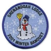 Shenandoah eR2001-1