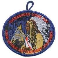 Shenandoah eX2002-3