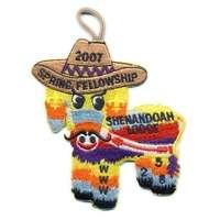 Shenandoah eX2007-2