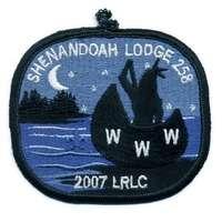 Shenandoah eX2007-3
