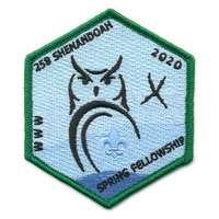 Shenandoah eX2020-2