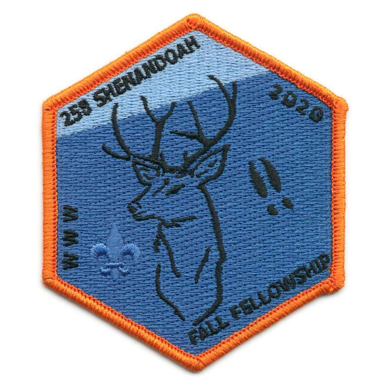 Shenandoah eX2020-6