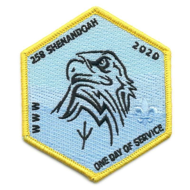 Shenandoah eX2020-7